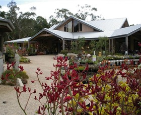 Kuranga Native Nursery and Paperbark Cafe - Accommodation Nelson Bay