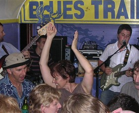 The Blues Train - Accommodation Nelson Bay