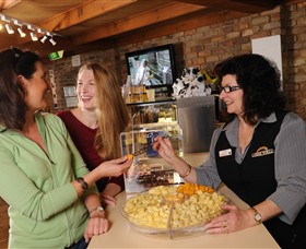 Cheese World and Museum - Accommodation Nelson Bay