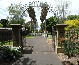 Friends of Geelong Botanic Gardens - Accommodation Nelson Bay