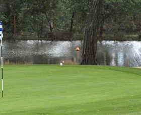 Hepburn Springs Golf Club - Accommodation Nelson Bay