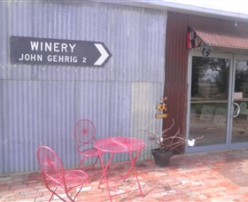 John Gehrig Wines - Accommodation Nelson Bay