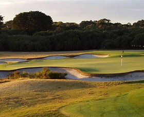 Royal Melbourne Golf Club - Accommodation Nelson Bay
