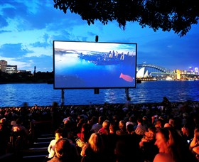St George Open Air Cinema - Accommodation Nelson Bay