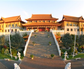 Nan Tien Temple - Accommodation Nelson Bay