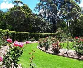 Wollongong Botanic Garden - Accommodation Nelson Bay