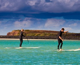 JPD Surf - Stand Up Paddle - Accommodation Nelson Bay