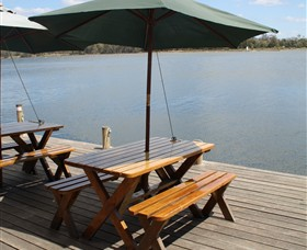 Dine at Tuross Boatshed and Cafe - Accommodation Nelson Bay