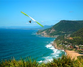 Stanwell Park Beach - Accommodation Nelson Bay