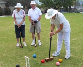 Nowra Croquet Club - Accommodation Nelson Bay