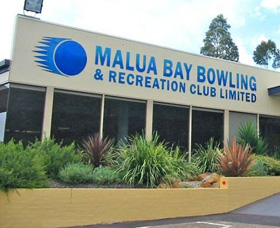 Malua Bay Bowling and Recreation Club - Accommodation Nelson Bay