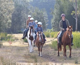 Horse Riding at Oaks Ranch and Country Club - Accommodation Nelson Bay