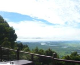 The Lookout Cambewarra Mountain - Accommodation Nelson Bay