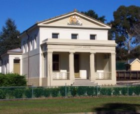 Berry Courthouse - Accommodation Nelson Bay