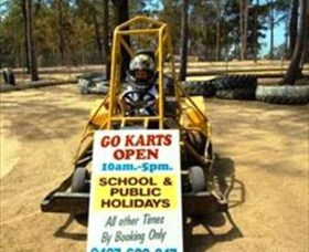 GTS Dirt Karts - Accommodation Nelson Bay