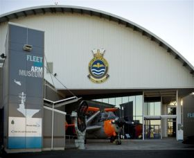 Fleet Air Arm Museum - Accommodation Nelson Bay