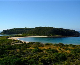 Broulee Island Walk - Accommodation Nelson Bay