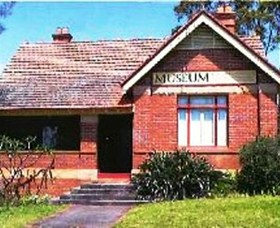 Nowra Museum and Shoalhaven Historical Society - Accommodation Nelson Bay