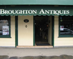 Broughton Antiques - Accommodation Nelson Bay