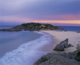 Bournda National Park - Accommodation Nelson Bay