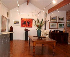 The Gallery - Accommodation Nelson Bay