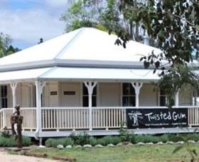 Twisted Gum Wines - Accommodation Nelson Bay
