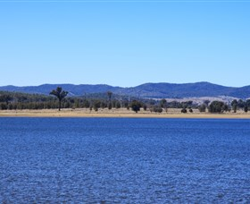 Coolmunda Dam - Accommodation Nelson Bay