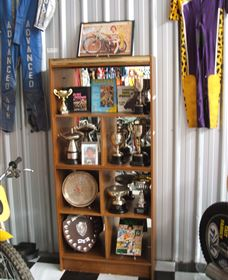 Ash's Speedway Museum - Accommodation Nelson Bay