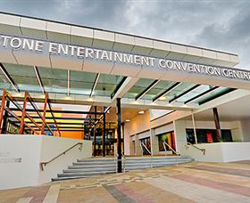 Gladstone Entertainment and Convention Centre - Accommodation Nelson Bay