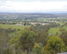 McIlveen Park Lookout - Accommodation Nelson Bay