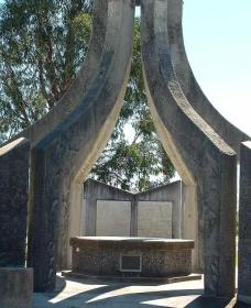 Inverell and District Bicentennial Memorial - Accommodation Nelson Bay