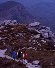 Bluff Knoll Stirling Range National Park - Accommodation Nelson Bay