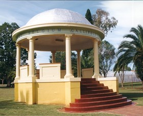 Kingaroy Soldiers Memorial Rotunda - Accommodation Nelson Bay