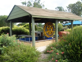 Kingaroy Rotary Park - Accommodation Nelson Bay