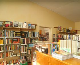 Corryong Browsers Bookshop - Accommodation Nelson Bay