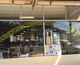 Corryong Op Shop - Accommodation Nelson Bay