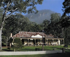 Newnes Kiosk - Accommodation Nelson Bay