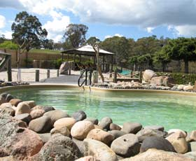 Japanese Bath House Blue Mountains - Accommodation Nelson Bay