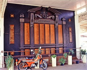Toowoomba Railway Station Memorial Honour Board