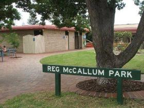 Reg McCallum Park - Accommodation Nelson Bay