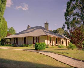 Eskbank House and Museum - Accommodation Nelson Bay