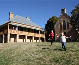 Hartley Historic Site - Accommodation Nelson Bay