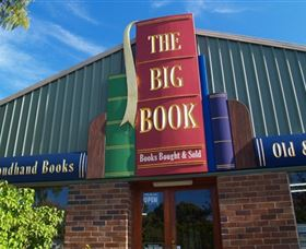 Big Book - Accommodation Nelson Bay