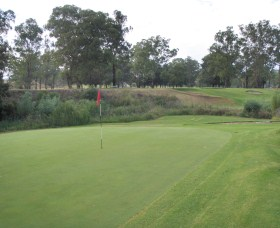Muswellbrook Golf Club - Accommodation Nelson Bay
