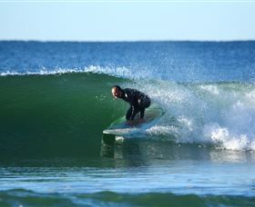 Surfaris Surf Camp - Accommodation Nelson Bay