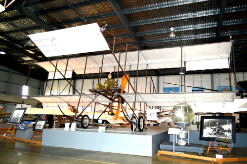 Australian Army Flying Museum - Accommodation Nelson Bay