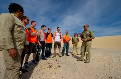 Aboriginal Tours and Sand Dune Adventures - Accommodation Nelson Bay