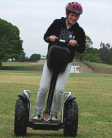 Segway Tours Australia - Accommodation Nelson Bay