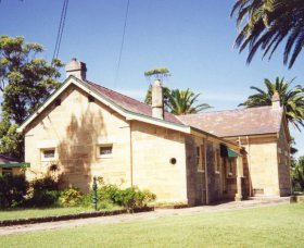 Carss Cottage Museum - Accommodation Nelson Bay