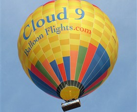 Cloud 9 Balloon Flights - Accommodation Nelson Bay